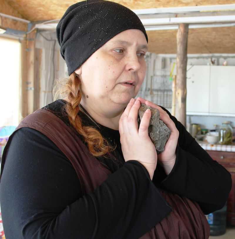 Брянская баба Катя раскрыла тайну челябинского метеорита