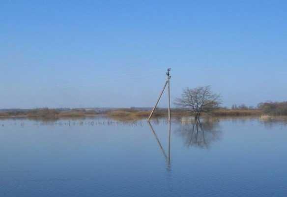 Брянские энергетики начали подготовку к весеннему паводку