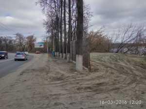 Брянца наказали за строительство на берегу Десны