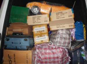 Брянские таможенники задержали молдаванина со 160 радар-детекторами