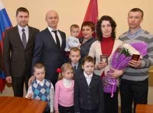 Прибывшие на Брянщину украинские беженцы стали россиянами