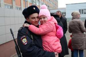Брянские полицейские отправились в командировку на Северный Кавказ