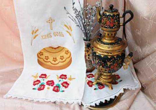 Вышивальщица познакомит брянцев с традициями Святой Руси