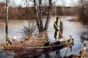 В Брянской области затопленными могут оказаться 11 населенных пунктов