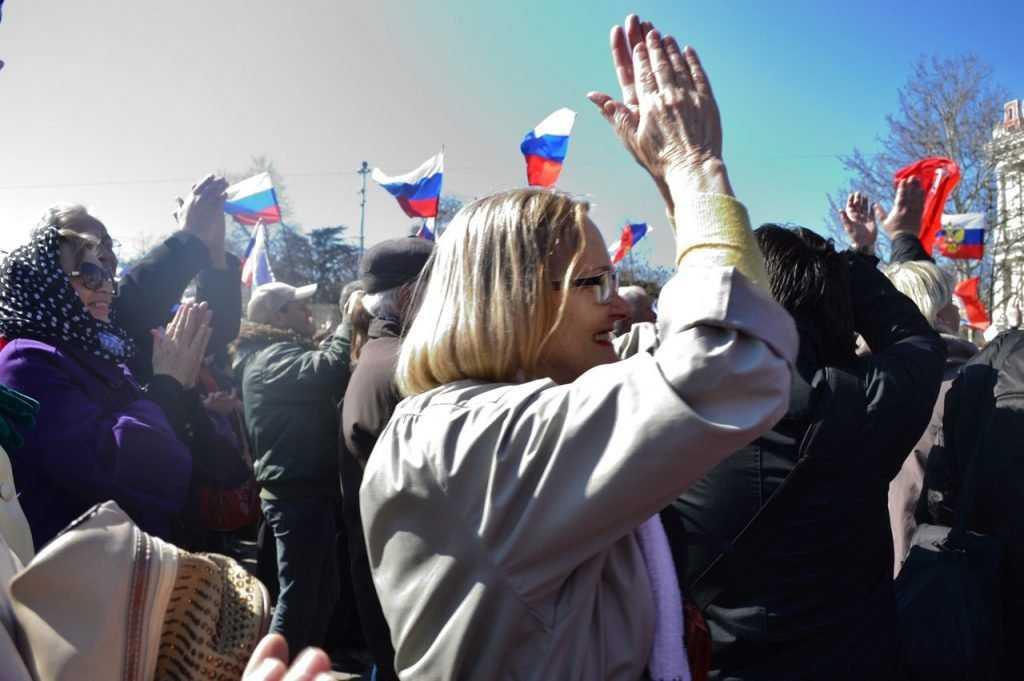 Крым глазами американца: «Оккупанты! Спасите!»