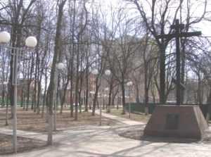 В брянских Лесных сараях установят памятник героям-пограничникам