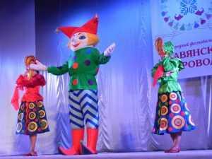 Брянцы примут участие в фестивале «Славянский хоровод»