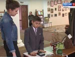 Брянские школьники изобрели «детектор страха»
