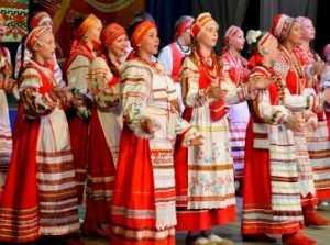 Брянцам подарят вечер русского фольклора