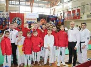 Брянские единоборцы завоевали 6 медалей на всероссийском турнире