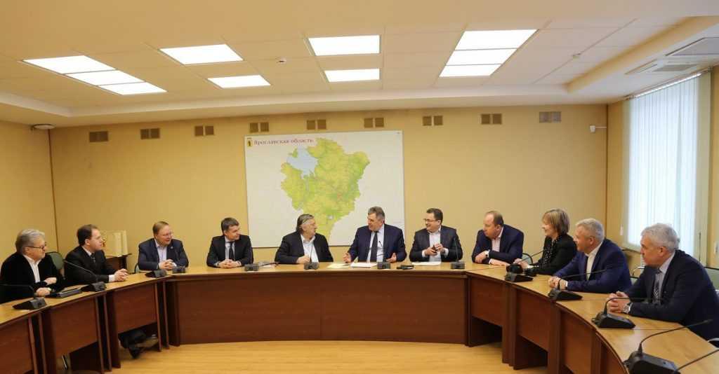 Брянские изборцы приняли участие в открытии отделения клуба в Ярославле