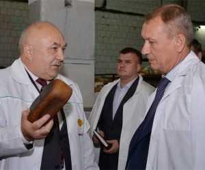 Остановил работу брянский хлебокомбинат «Каравай»