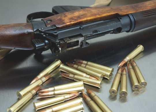 Брянцы сдали в полицию оружие и взрывчатку на полмиллиона рублей