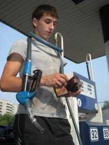 Цена бензина в Брянской области за неделю выросла на 2 процента
