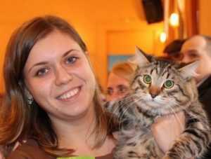 Брянских котов покажут на «хрустальной» выставке в Курске