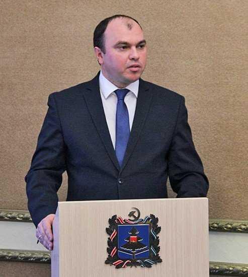 Андрей Казорин возглавил брянский департамент внутренней политики