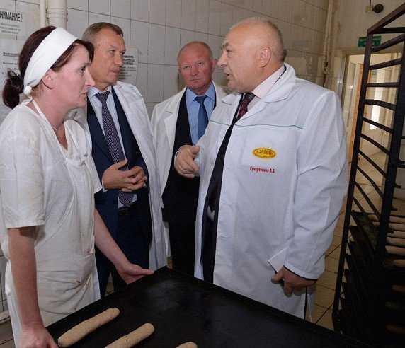 Брянский комбинат «Каравай» возобновит выпечку хлеба
