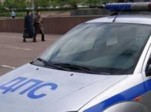 Протащивший гаишника брянский лихач попал под следствие