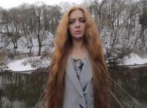 Опубликован первый клип брянской певицы Ксении Бракуновой