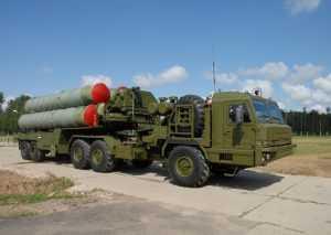 Зенитно-ракетные комплексы С-400 будут ставить только на брянские шасси