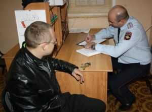 Скрывшийся от полицейского контроля брянец отправлен под суд