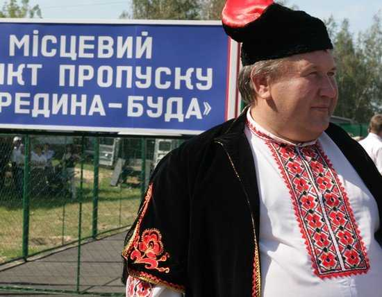 Украинцы прорезали на границе с Брянской областью 100-километровый ров