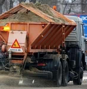 Дороги Брянска зимой будут посыпать «московским» реагентом