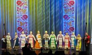 Брянский ансамбль «Ивушки» стал лауреатом всероссийского фестиваля