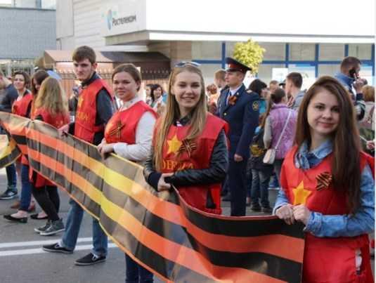 Праздник Победы стартует в Брянске с эстафеты памяти