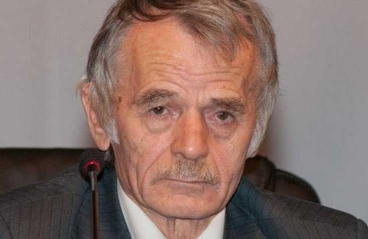 Джемилев начал подталкивать Киев к войне в Крыму
