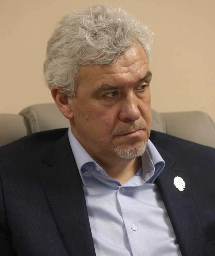 Сергей Ушкалов награждён медалью ордена «Стражу Отечества»