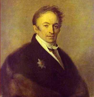 В Брянске отметят юбилей писателя и историка Николая Карамзина