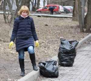 По пятницам чиновники Брянска будут мусорщиками