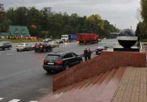 Со стороны Карачева подъезд к Брянску расширят до 4 полос