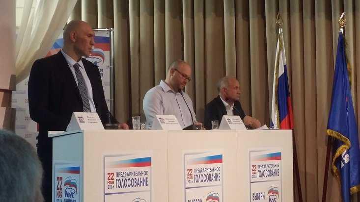 На брянском ринге выиграли Валуев, Жутенков и Добронравов