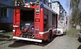 Из горящего дома в Брянске эвакуировали 13 человек