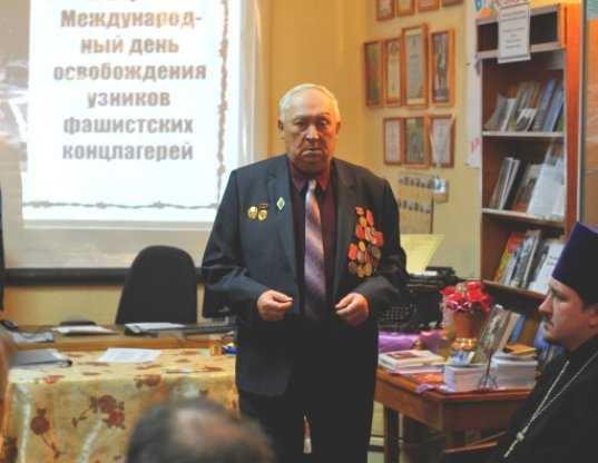 Брянским школьникам рассказали об ужасах Освенцима