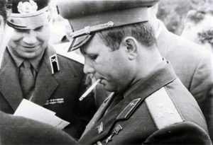 Брянский горсовет опубликовал редкие фотографии Юрия Гагарина