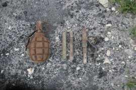 Возле брянской деревни нашли гранату
