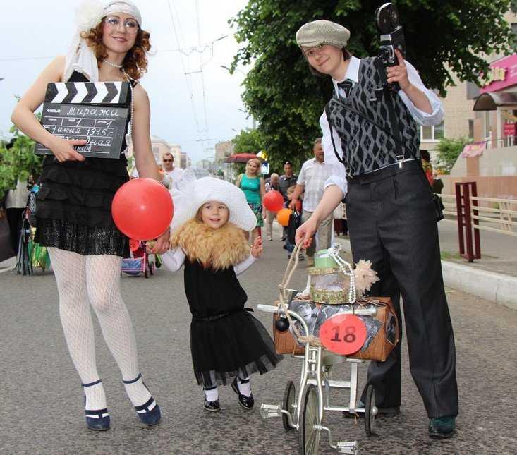 Парад колясок в Брянске пройдет 29 мая
