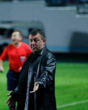 Тренера брянского «Динамо» отправили в отставку