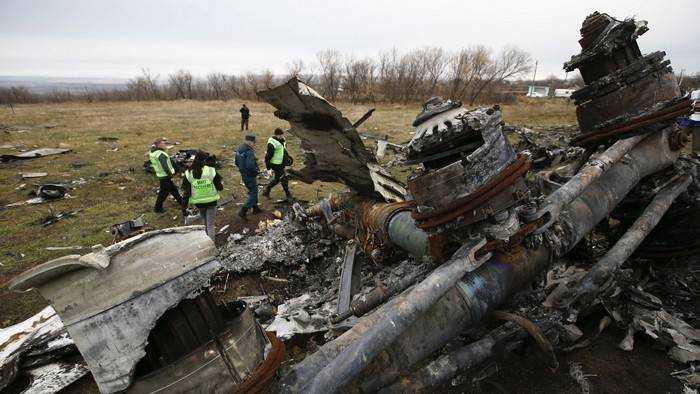 «ВВС»: Малазийский «Боинг» МН17 сбил украинский истребитель