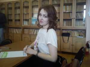 В Брянске выбрали самую грамотную красавицу