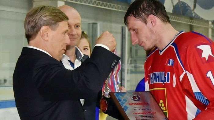 «Виктория» стала чемпионом Брянской области по хоккею