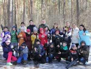 «Добрый журавлик» подарил кругосветное путешествие брянским детям