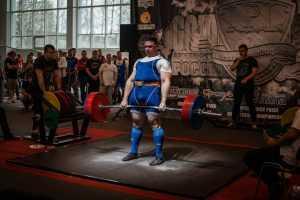 Брянские силачи победно выступили на чемпионатах Европы и России