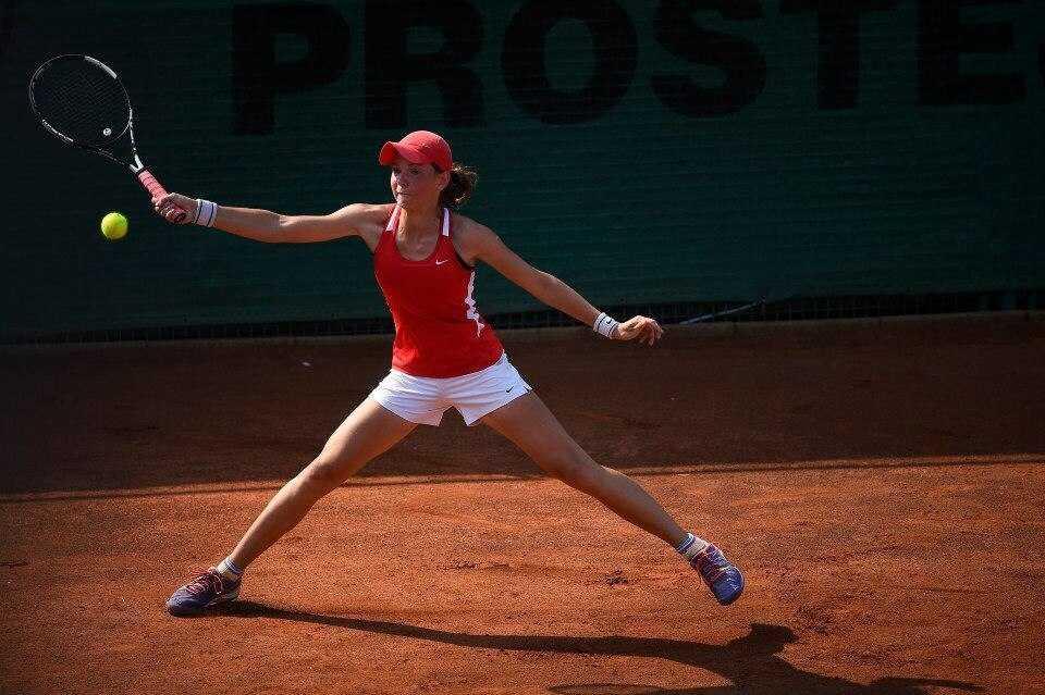 Брянская теннисистка Влада Коваль стала мастером спорта