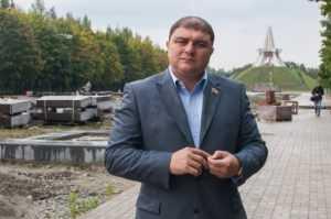 Вадим Потомский выразил желание взять Брянскую область