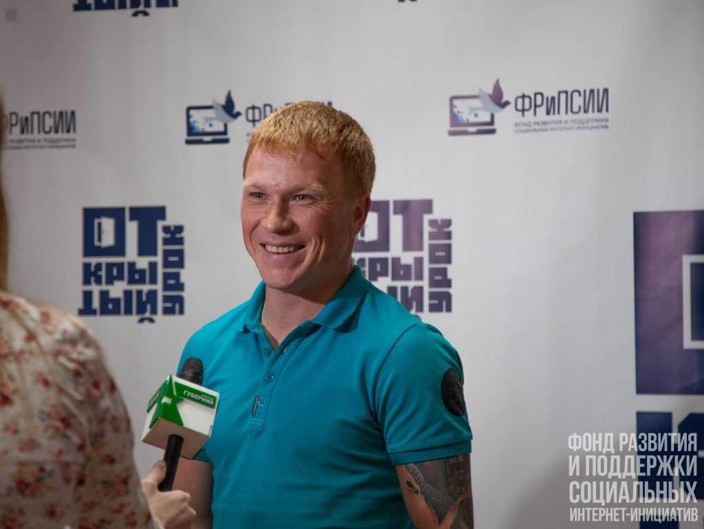 Участник шоу «Танцы на ТНТ» Женя Смирнов провел «Открытый урок» в Брянске