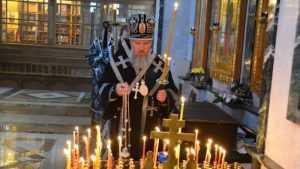 Пасхальное поздравление Митрополита Брянского и Севского Александра